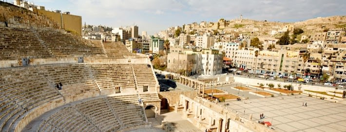 Amman to Cairo Tour