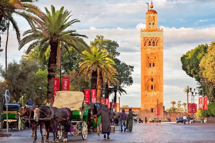 Marrakech Tourist Attractions
