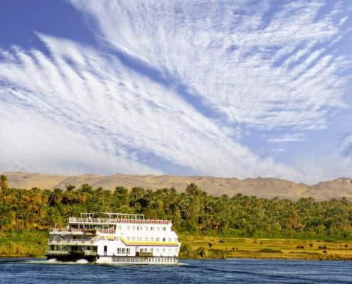 Nile Cruises All Inclusive