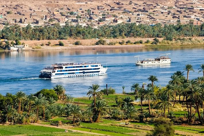 Nile Cruises from Cairo to Luxor and Aswan
