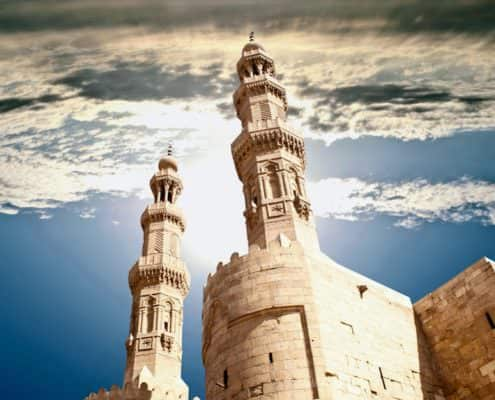 Old Cairo Tours - Bab Zuweilla in the heart of Old Cairo