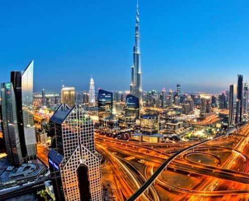 Dubai Luxury Tour Package