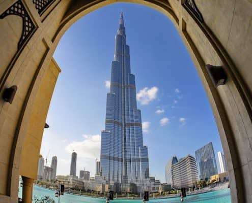 Dubai 6 Day Packages