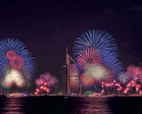 Dubai New Year Holiday Packages