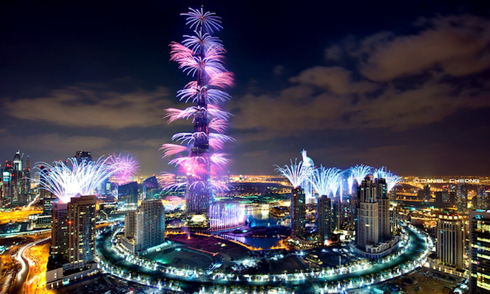 Dubai New Year Packages