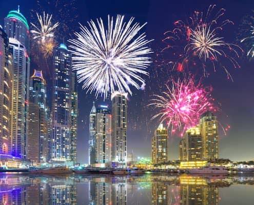Dubai New Years Eve Holidays