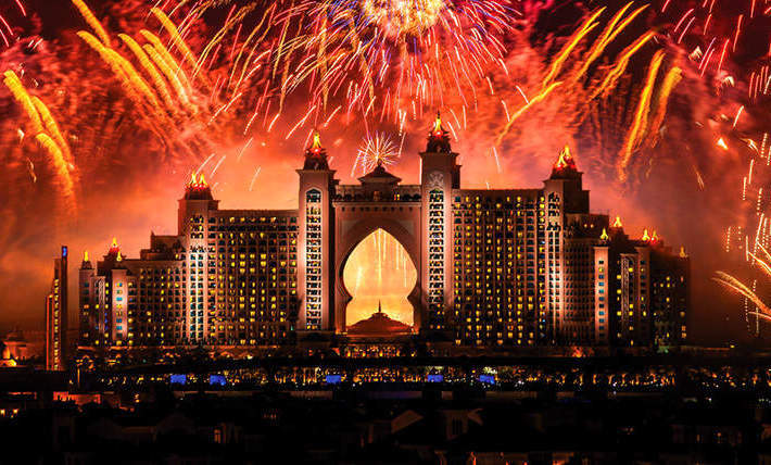 6 Day Dubai New Years Eve Package [Amazing Tours Since 1955]