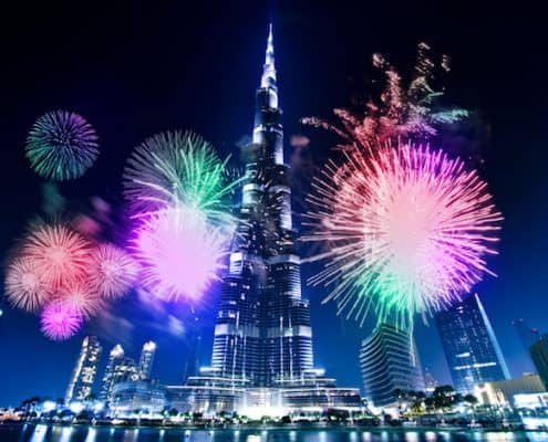 Dubai New Years Tour Packages