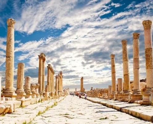 Egypt and Jordan Trips