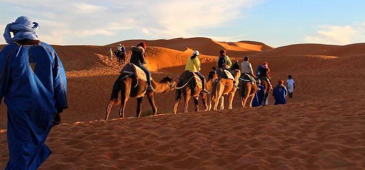 Morocco Christmas Tour