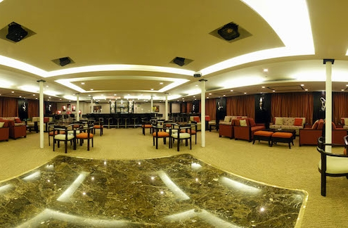 Royal Lily Nile Cruise Lounge Bar 3