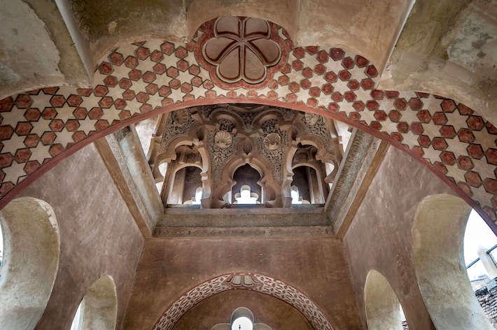 Almoravid Koubba interior