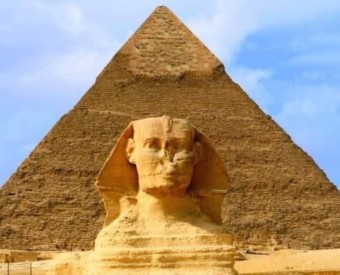 Egypt Pyramids Tours During Christmas