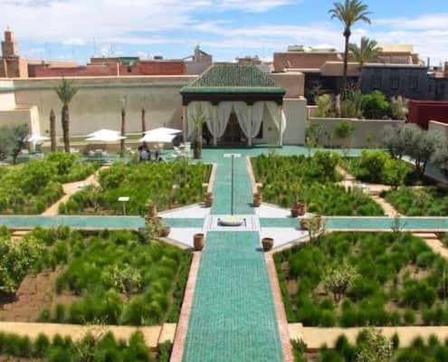 Morocco travel blog all about morocco tours attractions for Le jardin secret chicha