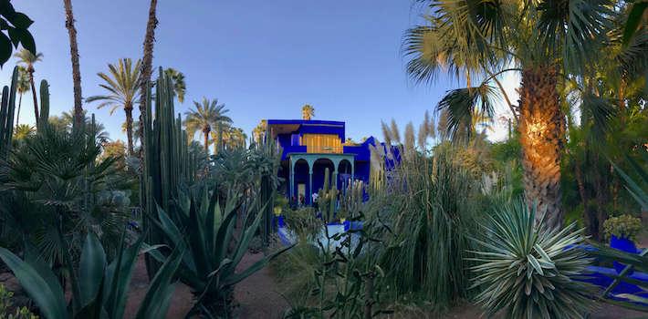 Musée Berbère Jardin Majorelle - The Villa