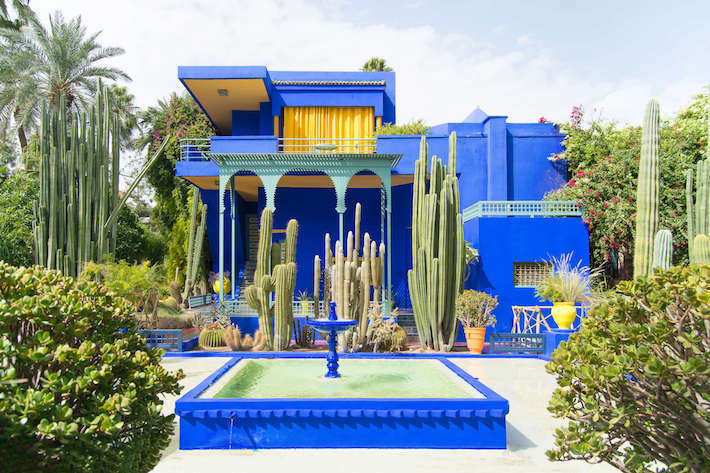 Musée Berbère Jardin Majorelle is located in Majorelle Garden, Marrakech