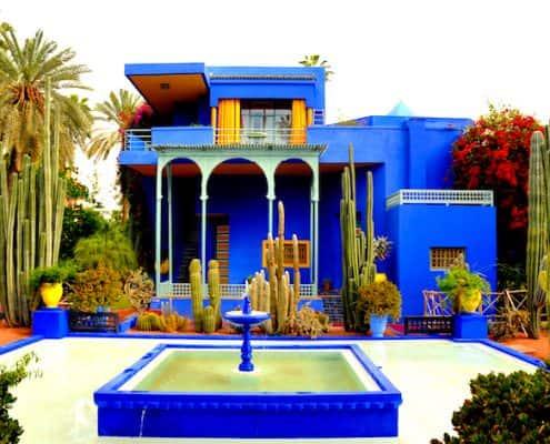 Musee Berbere Jardin Majorelle