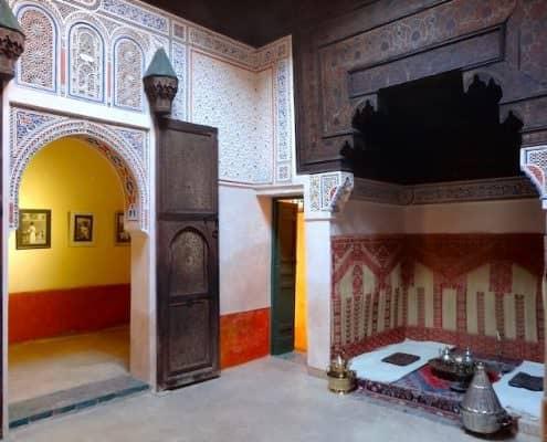 Museum of Mouassine Douiria Derb el Hammam