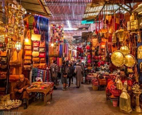 Souk Semmarine - Marrakech