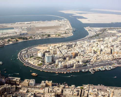 Deira Dubai, United Arab Emirates