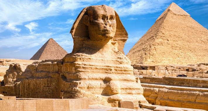 Pyramids and Nile Cruise Holidays