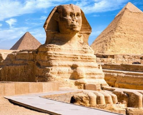 Egypt Pyramids Tour and Nile Cruises
