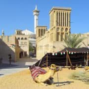 Heritage and Diving Village in Dubai
