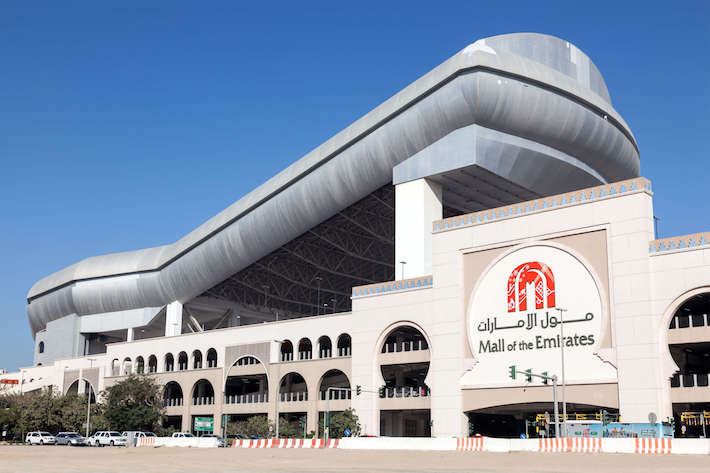 Mall of the Emirates with Ski Dubai