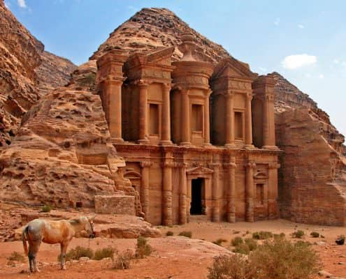 Cairo to Petra Tours