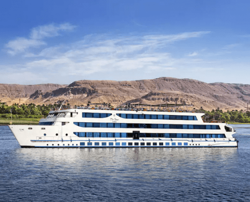 Luxury Nile Cruise at Christmas - Oberoi Zahra