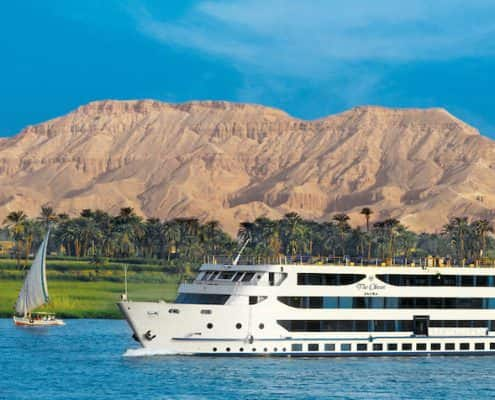 Luxury Nile Cruise - New Year - Oberoi Zahra