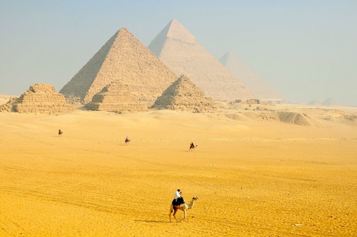 Why Travel to Egypt with us