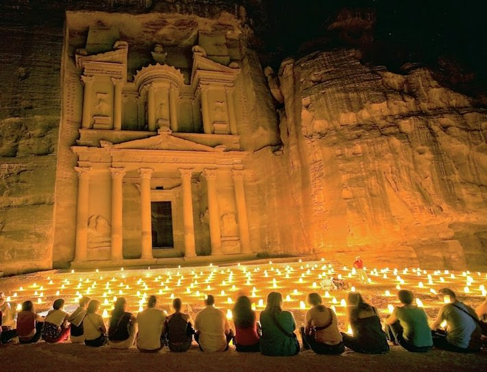 Multi-Country Tours of Asia - Jordan