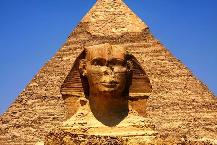 Multi-destination Asia tour packages - Egypt