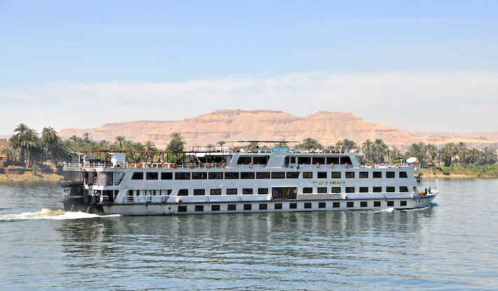 Tours of North Africa - Cruising Down the Nile River
