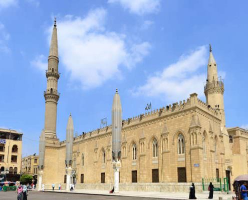 Cairo Attractions [49 Must-See Tourist Sites in Cairo, Egypt]