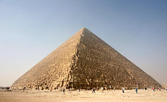 Cheops (Khufu) Pyramid