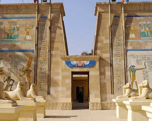 Pharaonic Village Cairo