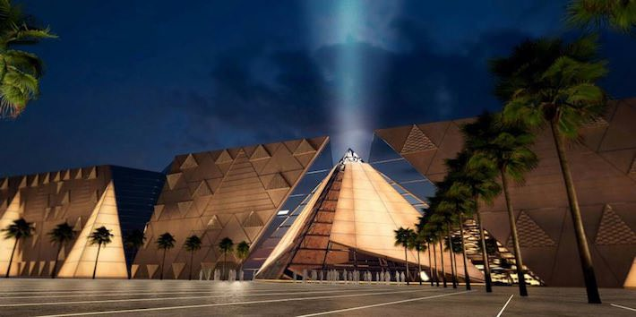 The Grand Egyptian Museum - Giza Museum