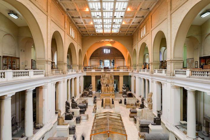 Interior Rush 2018 >> Egyptian Museum in Cairo [The Amazing Museum of Antiquities]