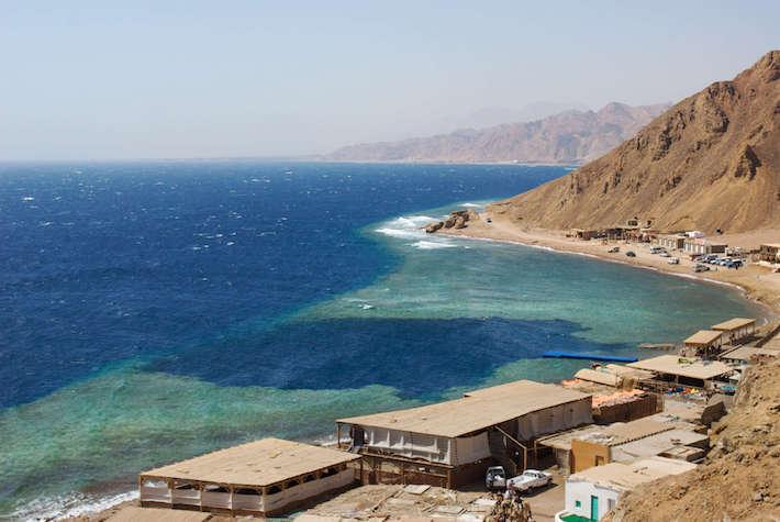 Blue Hole, Red Sea, Egypt