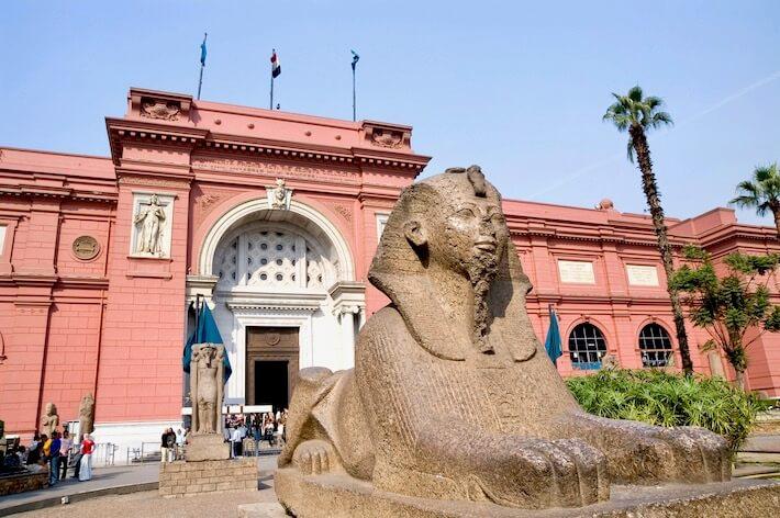 Viajes Cairo - El Museo Egipcio de El Cairo
