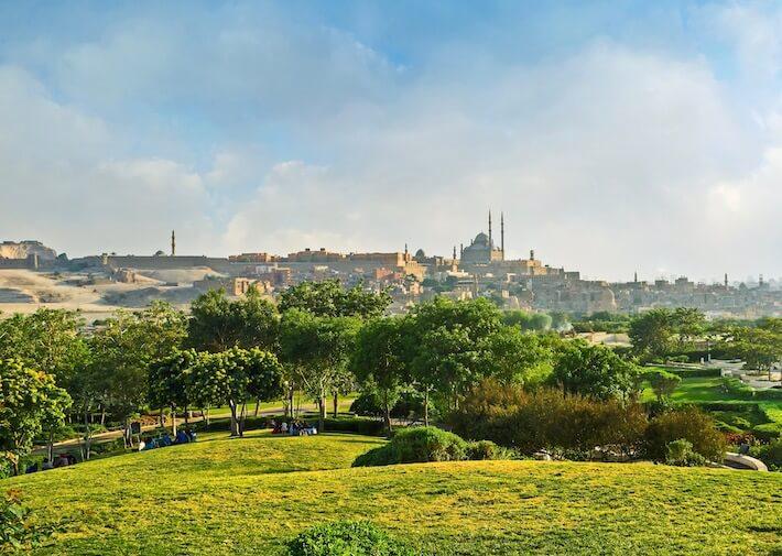 El Parque Al-Azhar