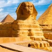 La Gran Esfinge de Giza