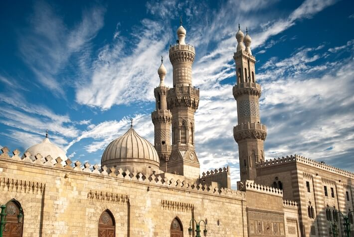 La Mezquita de Al-Azhar