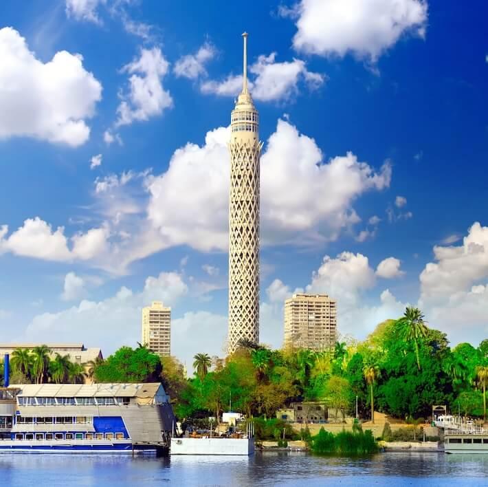 Cairo Viajes - La Torre de El Cairo