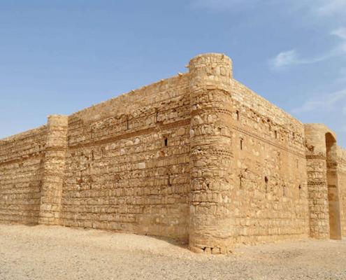 Qasr Al-Kharana in Jordan
