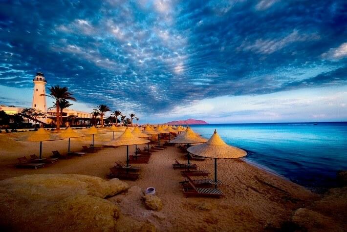 Sharm El Sheikh, Mar Rojo