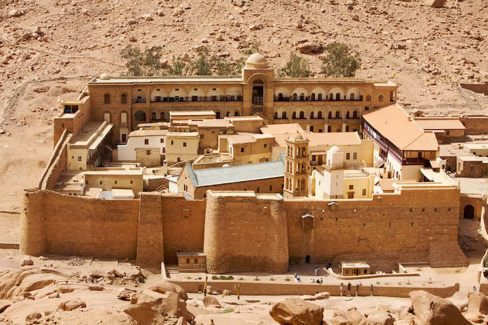 St. Catherine's Monastery, Sinai, Egypt