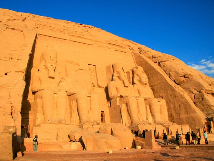 Viajes a Egipto - Templo de Abu Simbel